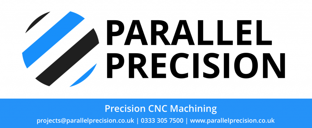 Parallel Precision Building Sign Design