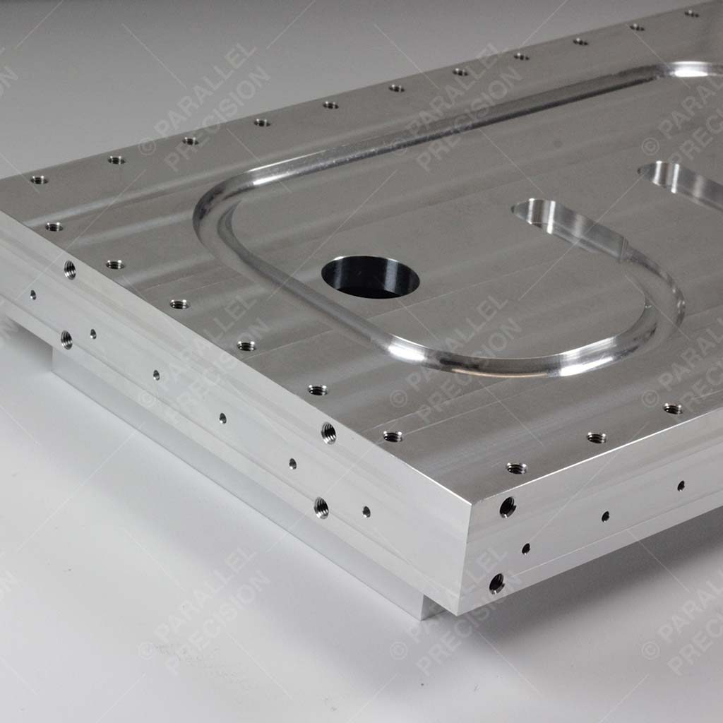 CNC Milled Aluminium Housing Prismatic