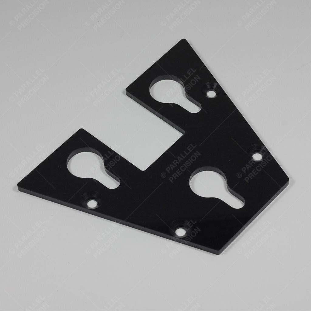 Plastic CNC Milled