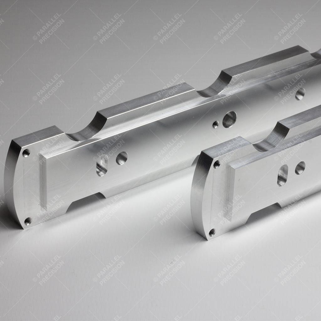 Precision CNC Milled Aluminium Component